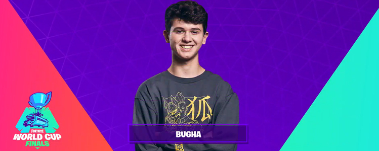 """Fortnite dünya kupası 2019 şampiyonu """"Bugha"""""""